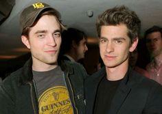 Rob y Andrew mis preciosos niños