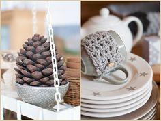 Herzenswärme: HERBSTGEFLÜSTER Autumn Inspiration, Place Cards, Blog, Place Card Holders, Winter, Handmade, Fall, Winter Time, Hand Made