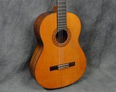 Yamaha G-130A Classical Nylon String Acoustic Guitar