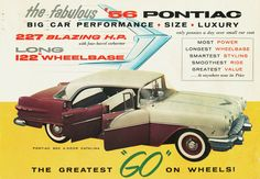 1956 Pontiac 860 4-Door Catalina