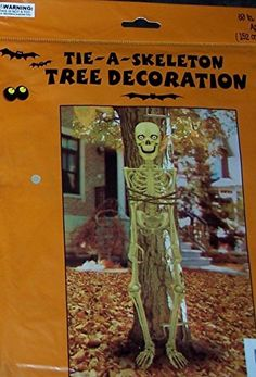 Halloween Tieatree Decorationskeletonindooroutdoorparty ** Check out the image by visiting the link.