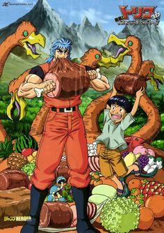 Toriko 198 TH โทริโกะ 198 อ่านการ์ตูนแปลไทย - Nanuan Manga ภาพเต็มจอ อ่านการ์ตูนออนไลน์ Doujin