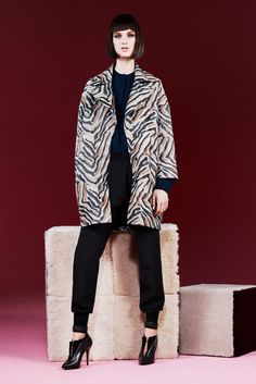 Fendi Pre-Fall 2013 Fashion Show