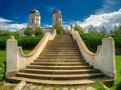 MANASTIREA CELIC DERE Dere, Sidewalk, Stairs, Stairway, Side Walkway, Walkway, Staircases, Ladders, Walkways