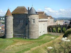 Château Dieppe ~ Upper Normandy ~ France