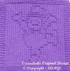 Knitting Cloth Pattern  DANCING SNOWMAN  PDF  by ezcareknits