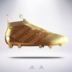 #goldout. Nice adidas ace edit by @settpace! Tag a friend! - DOUBLETAP AND…