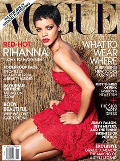 rihanna magazine covers - Google Search