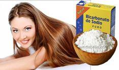 Bicarbonato de sodio para alisar el pelo | Verte Bella Hair Hacks, Dyed Hair, Hair And Nails, Beauty Hacks, Health And Beauty, Hair Beauty, Healthy, Bella, Tips