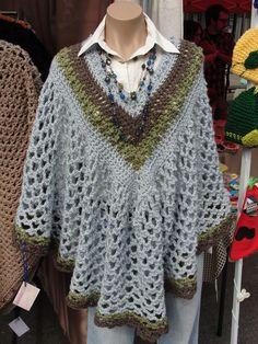 El arte de tejer ponchos