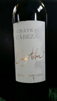 2004  Chateau Cabezac Cuvee Arthur Minervois. France. Gorgeously aged with a nose of red fruit and leather. Beautiful mouthful of red fruit and a smooth finish. 92pts. A great wine.