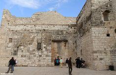 Explore Bethlehem: City of David and Birthplace of Jesus: Church of the Nativity