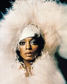 EYEconic National Treasure!   We are Diana Ross, she defines our culture in so many ways ... from Fashion to Music to Film... I am a FAN in the worst way!!!    DIANA ROSS!