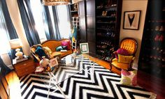 dressing room (with that darn Nate Berkus rug)
