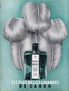 Caron (Perfumes) 1941 Pour Un Homme