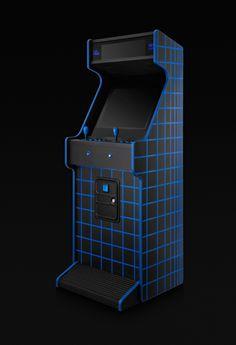 Forma & Co — Factory Arcade — Blue Dream