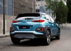 2018 Hyundai Kona offers decent ground clearance of 170 mm and also optional four wheel drive.