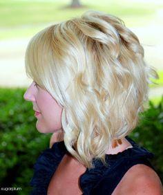 | Bob Haircuts, Medium Wavy Hair and Medium Length Hairstyles