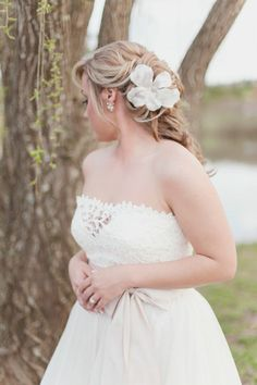 Amazing American Bridal Hairstyles