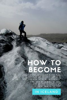 The most unique tour in Iceland: becoming a certified viking // The Down Lo