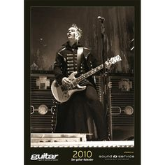 guitar Kalender 2010, 5,00 €