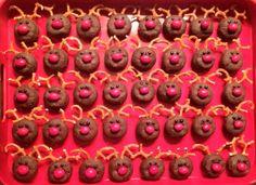 poca cosa: Reindeer Donuts