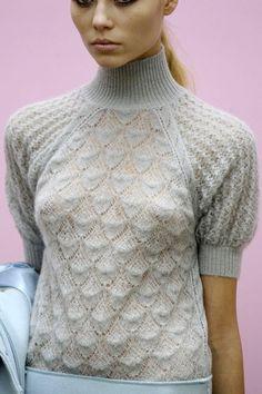 knitGrandeur: Pointelle Medium Gauge