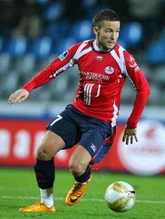 Yohan Cabaye joueur du Losc de 2004 à 2011. Match joués : 254 et 38 buts sous le maillot des dogues #LOSC