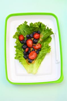 My New Favorite Healthy Berry Lettuce Wrap! #FreshWorksCrowd #Freshworks #ad ⋆ Brite and Bubbly