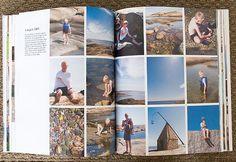 magazine style collage
