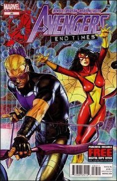 Avengers #33 (January 2013, Marvel) - FVF