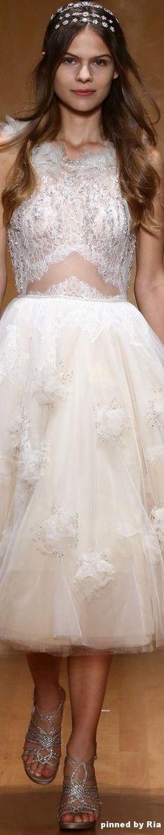 Inbal Dror Bridal Fall 2017 l Ria
