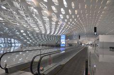 Shenzhen Bao'an International Airport by Studio Fuksas