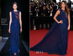 Nikki Reed In Azzaro Couture – 'Youth' Cannes Film Festival Premiere