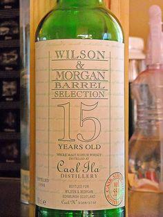 Wilson & Morgan Barrel Selection - Caol Ila 15