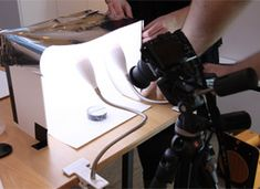 How to: Make a lightbox on Etsy