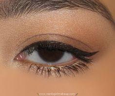 Natural Makeup Look from Nerdy Girl Makeup