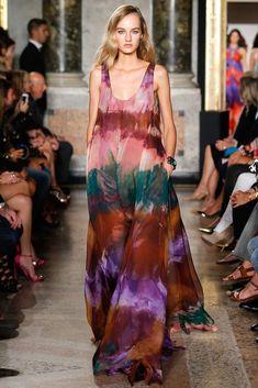 Fashion Friday: Emilio Pucci Spring 2015 | The English Room