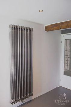 Inspiratieboost: een radiator in de badkamer