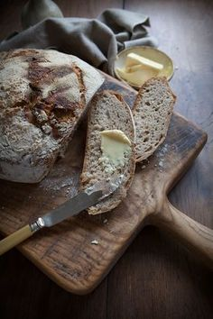Chleb pszenno-żytni wg przepisu Clausa Meyera