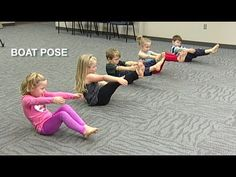 The Best Kid Yoga Videos - Preschool Inspirations