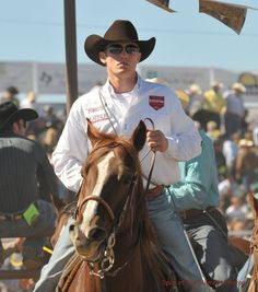3e68f1d00209c HE DID IT! broke the record youngest cowboy to make a