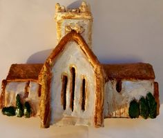 I signed up for a 10 week beginner's ceramic course at the Killaloe Ballina Family Resource Centre late last year and had a wonderful time p. Play Clay, Miniature Houses, Wonderful Time, Miniatures, Ceramics, Christmas Ornaments, Holiday Decor, Home Decor, Ceramica
