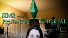 Need a quick cosplay or last minute Halloween costume? Watch how to make the Sims plumbob!