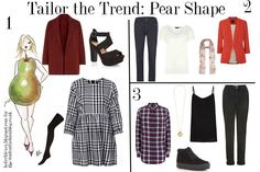 best+outfits+for+pear+shapes | pear shaped fashion | pear-shaped-fashion