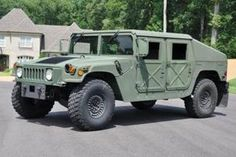 Military Hummer | Military hummer h1 for sale
