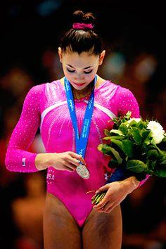 Kyla Ross--AA Finals 2013 Worlds