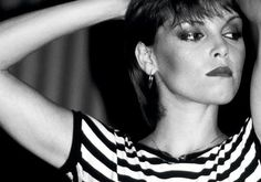 Pat Benatar Her music defined the female woman and the style of rock during the 1980's