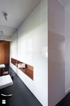 Hol / Przedpokój styl Minimalistyczny - zdjęcie od WIDAWSCY STUDIO ARCHITEKTURY - Hol / Przedpokój - Styl Minimalistyczny - WIDAWSCY STUDIO ARCHITEKTURY