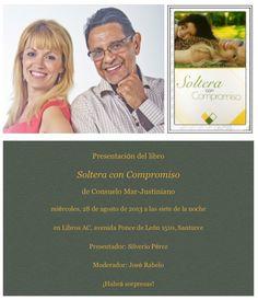 Presentación del Libro: Soltera con Compromiso @ Librería Libros AC Barra & Bistro, Santurce #sondeaquipr #solteraconcompromiso #librosac #santurce